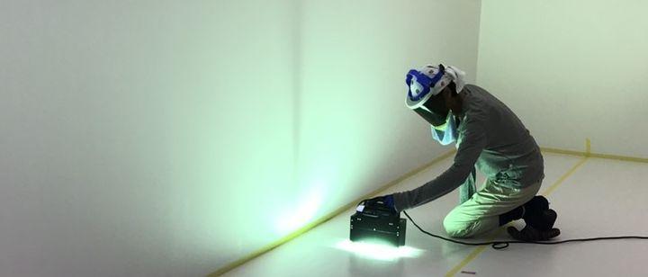 UV,コーテイング,床,施工,最安値